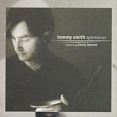 TOMMY SMITH - Spartacus cover