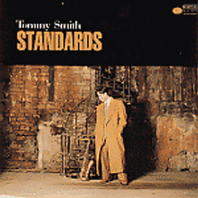 TOMMY SMITH - Standards cover