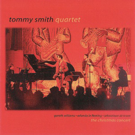 TOMMY SMITH - The Christmas Concert cover