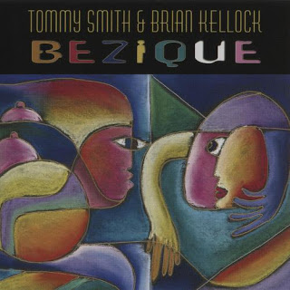 TOMMY SMITH - Tommy Smith & Brian Kellock : Bezique cover