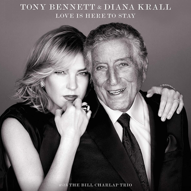 TONY BENNETT - Tony Bennett & Diana Krall : Love Is Here To Stay cover