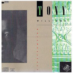 TONY WILLIAMS - Civilization cover