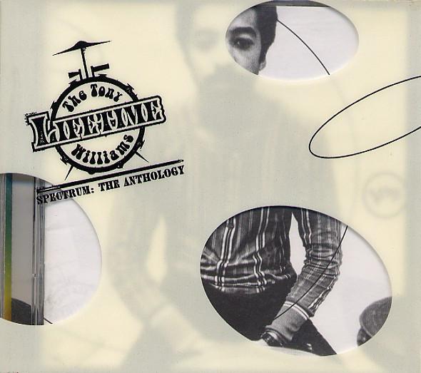 TONY WILLIAMS - The Tony Williams Lifetime : Spectrum - The Anthology cover
