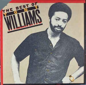 TONY WILLIAMS - The Best Of Tony Williams cover