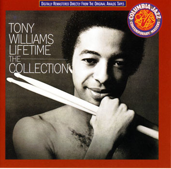 TONY WILLIAMS - The Collection cover