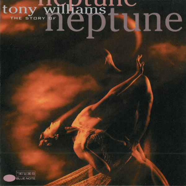 TONY WILLIAMS - The Story of Neptune cover