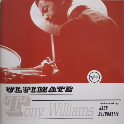 TONY WILLIAMS - Ultimate Tony Williams cover