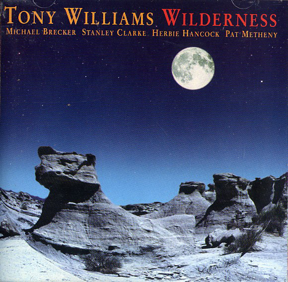 TONY WILLIAMS - Wilderness cover