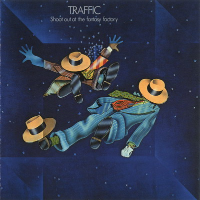 TRAFFIC - Shoot Out at the Fantasy Factory cover
