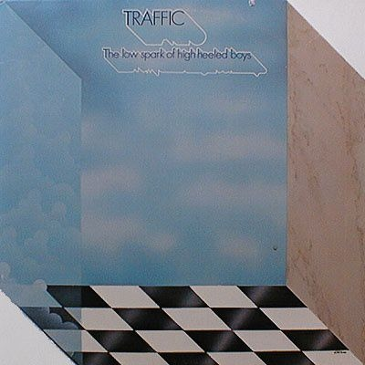 TRAFFIC - The Low Spark of High Heeled Boys cover