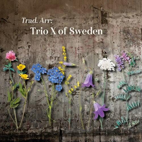 TRIO X (OF SWEDEN) - Trad. Arr: cover