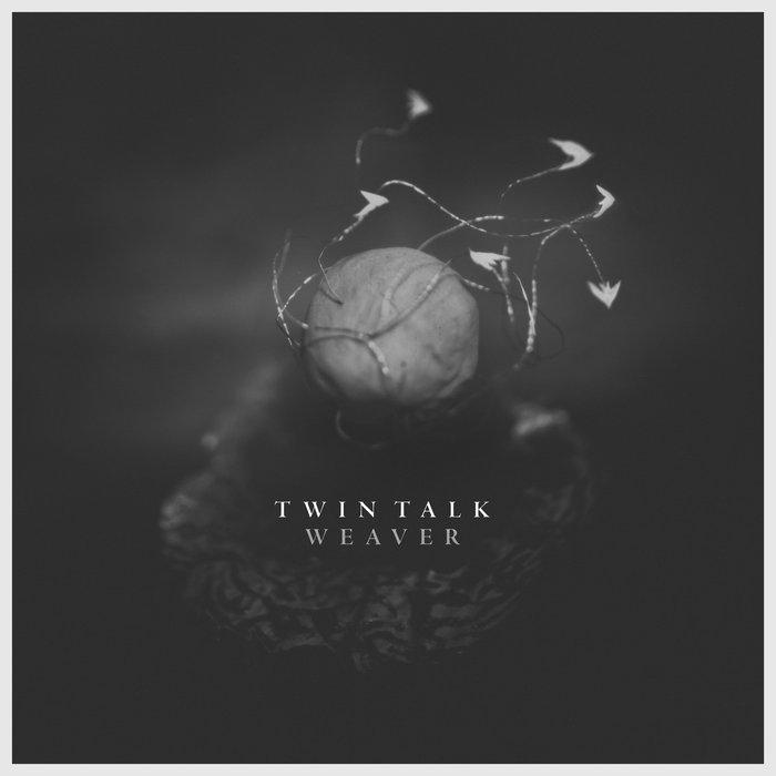 TWIN TALK - Weaver cover