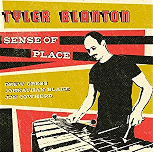 TYLER BLANTON - Sense Of Place cover