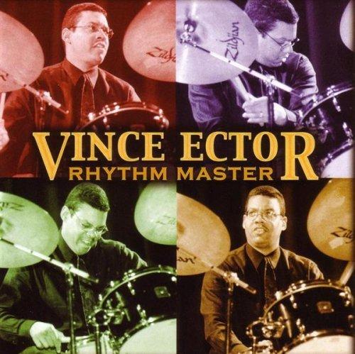 VINCENT ECTOR - Rhythm Master cover