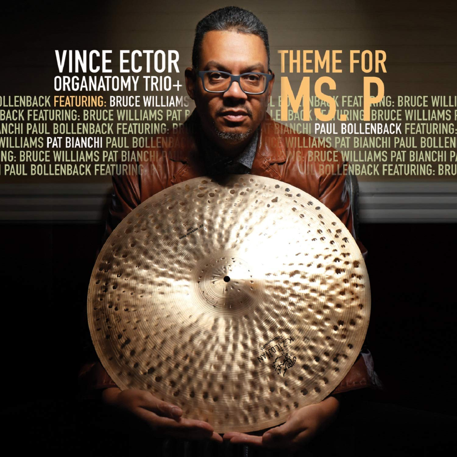 VINCENT ECTOR - Theme For Ms. P cover