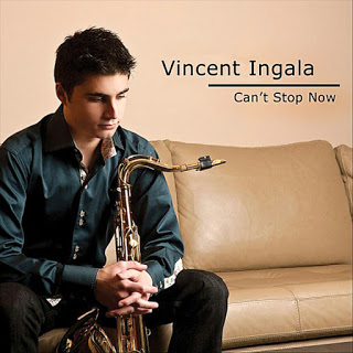 VINCENT INGALA - Can't Stop Now cover