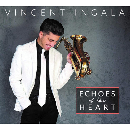 VINCENT INGALA - Echoes Of The Heart cover