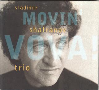VLADIMIR SHAFRANOV - Movin' Vova cover