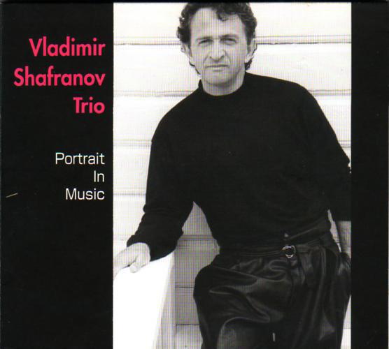 VLADIMIR SHAFRANOV - Portrait In Music cover