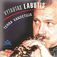 VYTAUTAS LABUTIS - Terra Vandetuja cover