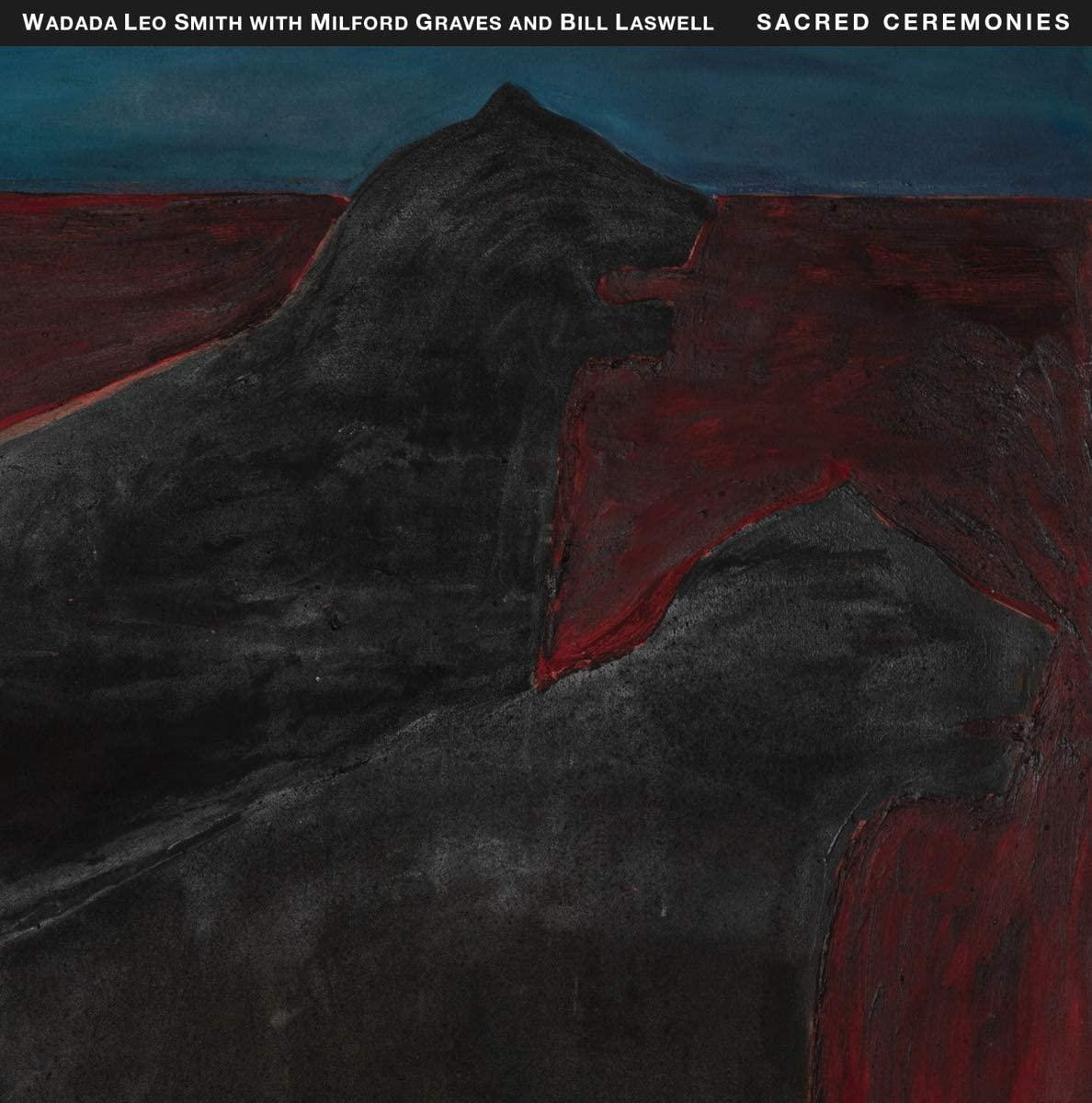 WADADA LEO SMITH - Sacred Ceremonies cover
