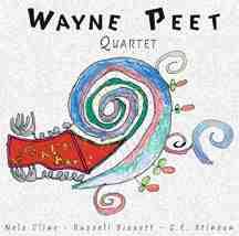 WAYNE PEET - Live At Al's Bar cover