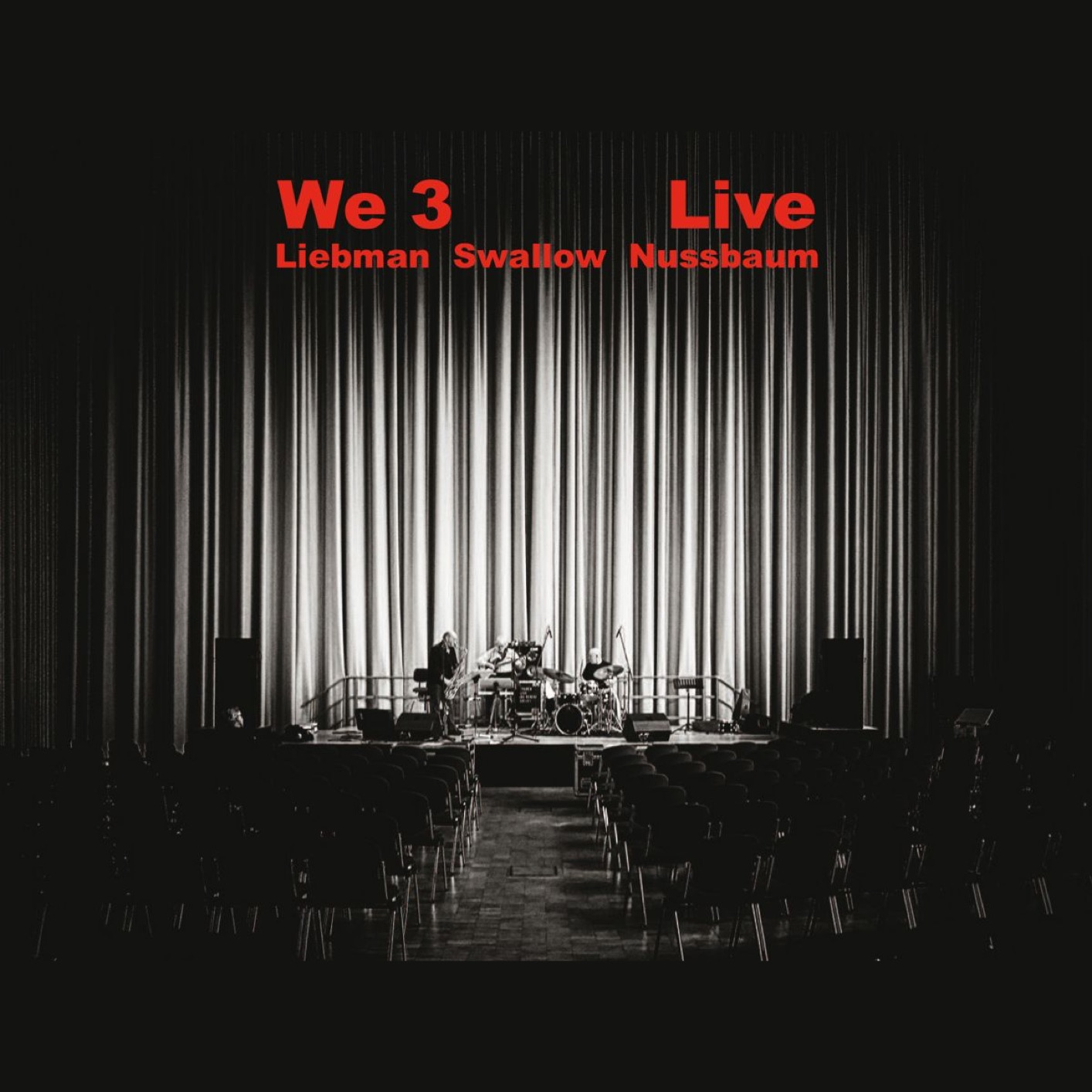 WE THREE (WE3) - Live cover