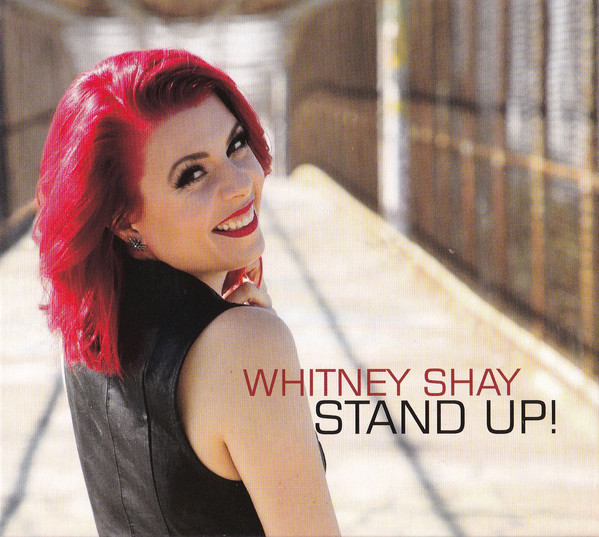 WHITNEY SHAY - Stand Up! cover