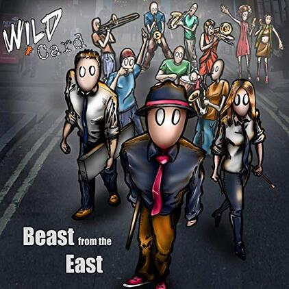 WILD CARD - Beast from the East cover