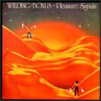 WILDING BONUS - Pleasure Signals cover