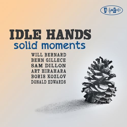WILL BERNARD - Idle Hands : Solid Moments cover