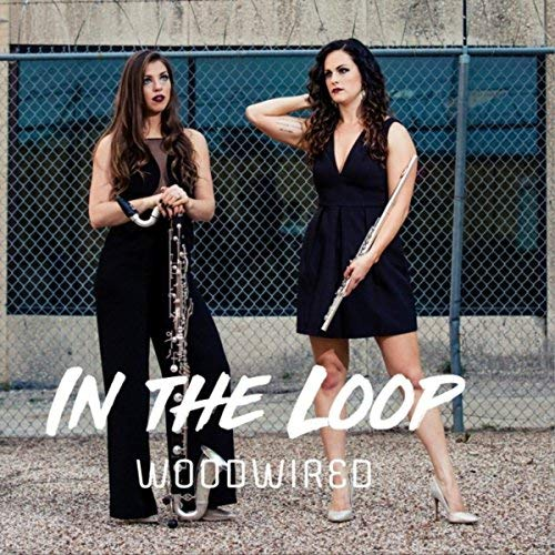 WOODWIRED DUO - In the Loop cover
