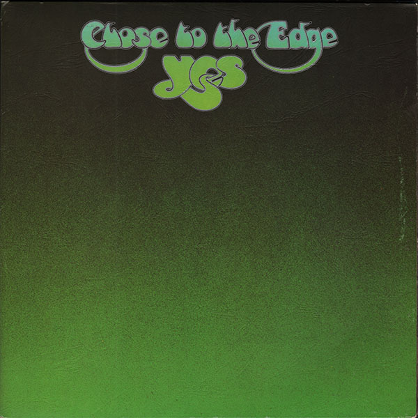 YES - Close To The Edge cover