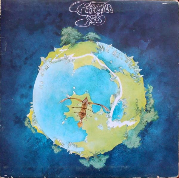 YES - Fragile cover