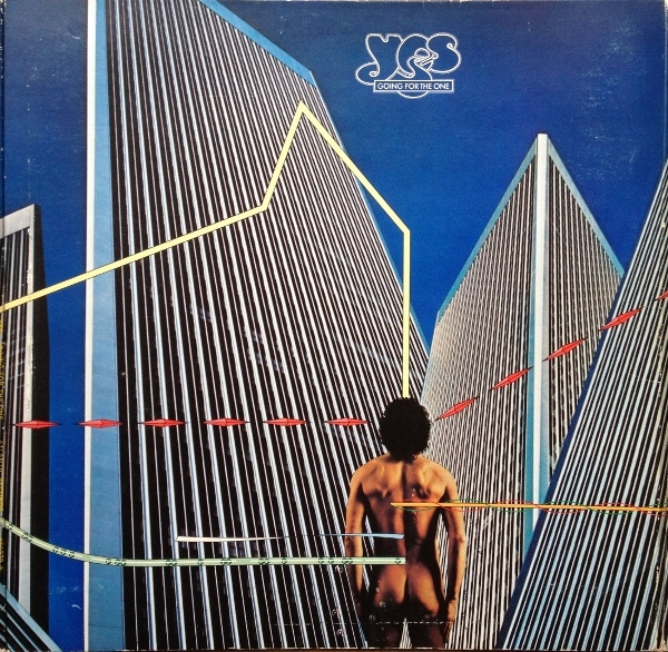 YES - Going For The One cover
