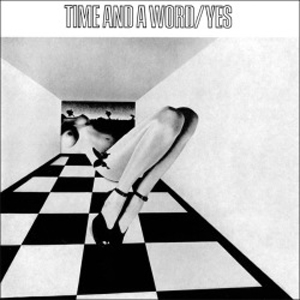 YES - Time And A Word cover