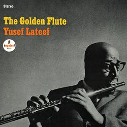 YUSEF LATEEF - The Golden Flute cover