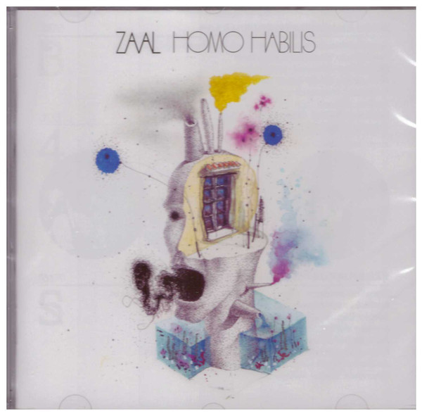 ZAAL - Homo Habilis cover