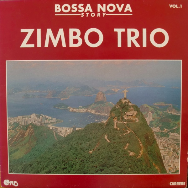 ZIMBO TRIO - Bossa Nova Story Vol. 1 cover