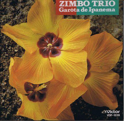 ZIMBO TRIO - Garota de Ipanema cover