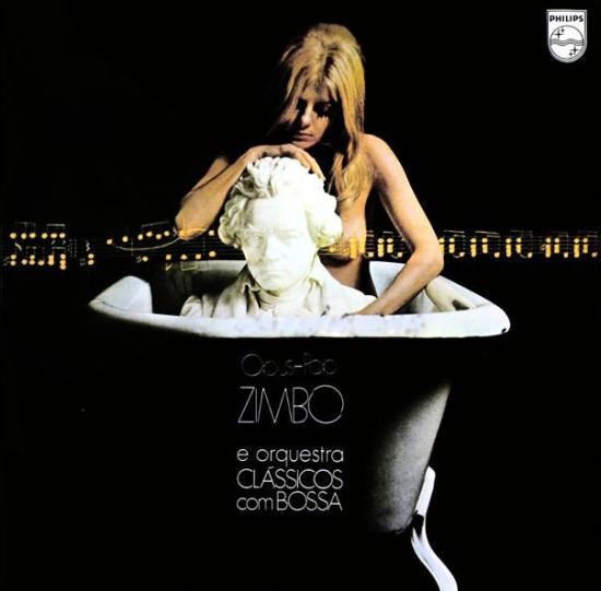 ZIMBO TRIO - Opus-Pop (aka Electrizantes Clasicos En Bossa Nova) cover