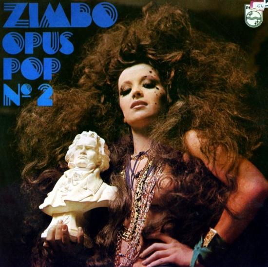 ZIMBO TRIO - Opus Pop Nº 2 cover