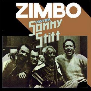 ZIMBO TRIO - Zimbo Convida Sonny Stitt cover