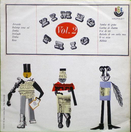 ZIMBO TRIO - Zimbo Trio Vol.02 cover